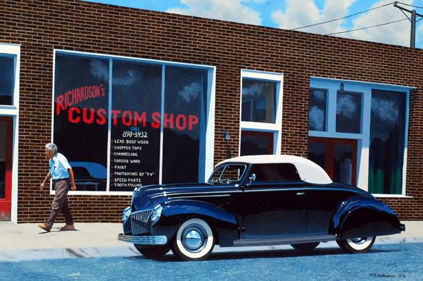 135 Custom Shop